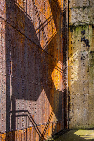 Shipyard Shadows Ria Waugh